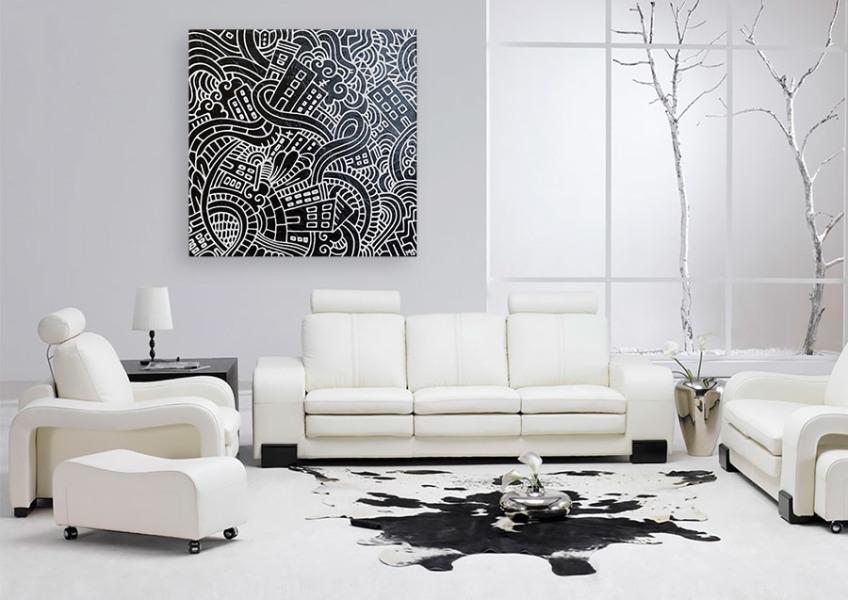 I quadri per l'arredo