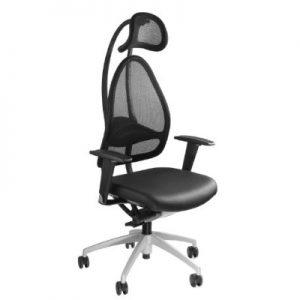 La seduta ergonomica per l'ufficio