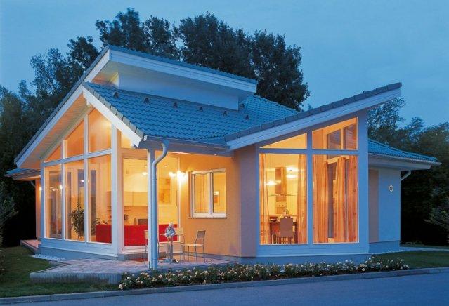 La casa bioclimatica