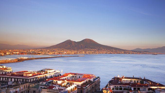 Mostra d'Oltremare a Napoli