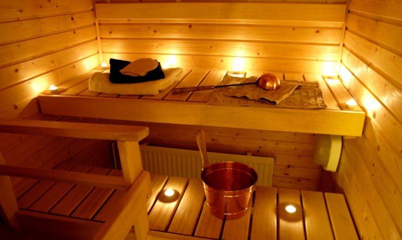 Scegliere la sauna