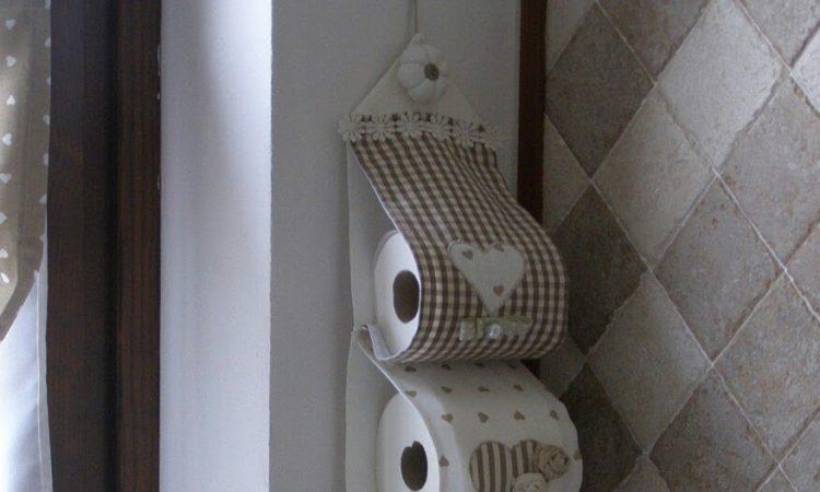 Mobiletto Porta Carta Igienica.Porta Rotolo Di Carta Igienica Per Il Bagno La Casa Dei Tesori