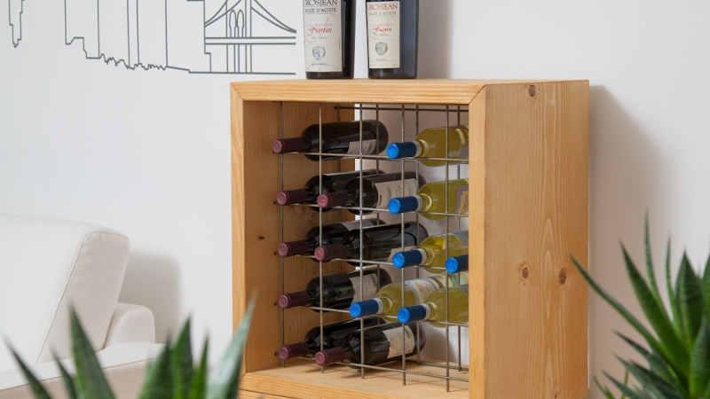 Cantinette vino: perché è importante averle
