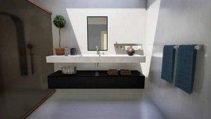 Il bagno al maschile