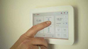 Come impostare la temperatura massima e minima del termostato
