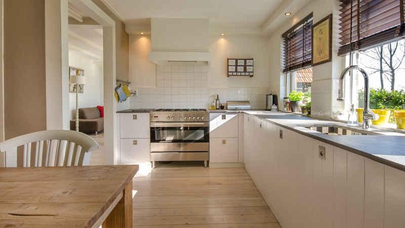 Avere una cucina moderna