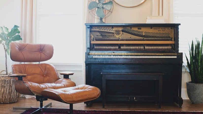 Trasloco perfetto del pianoforte